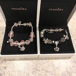 Pandora Bracelets (2 for 1 deal)